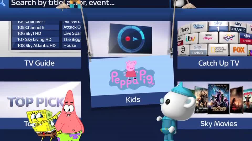 Sky to offer even more great stuff for kids